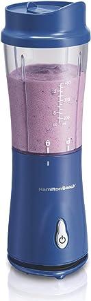 Liquidificador Individual Jarra Tritan, Hamilton Beach, Azul