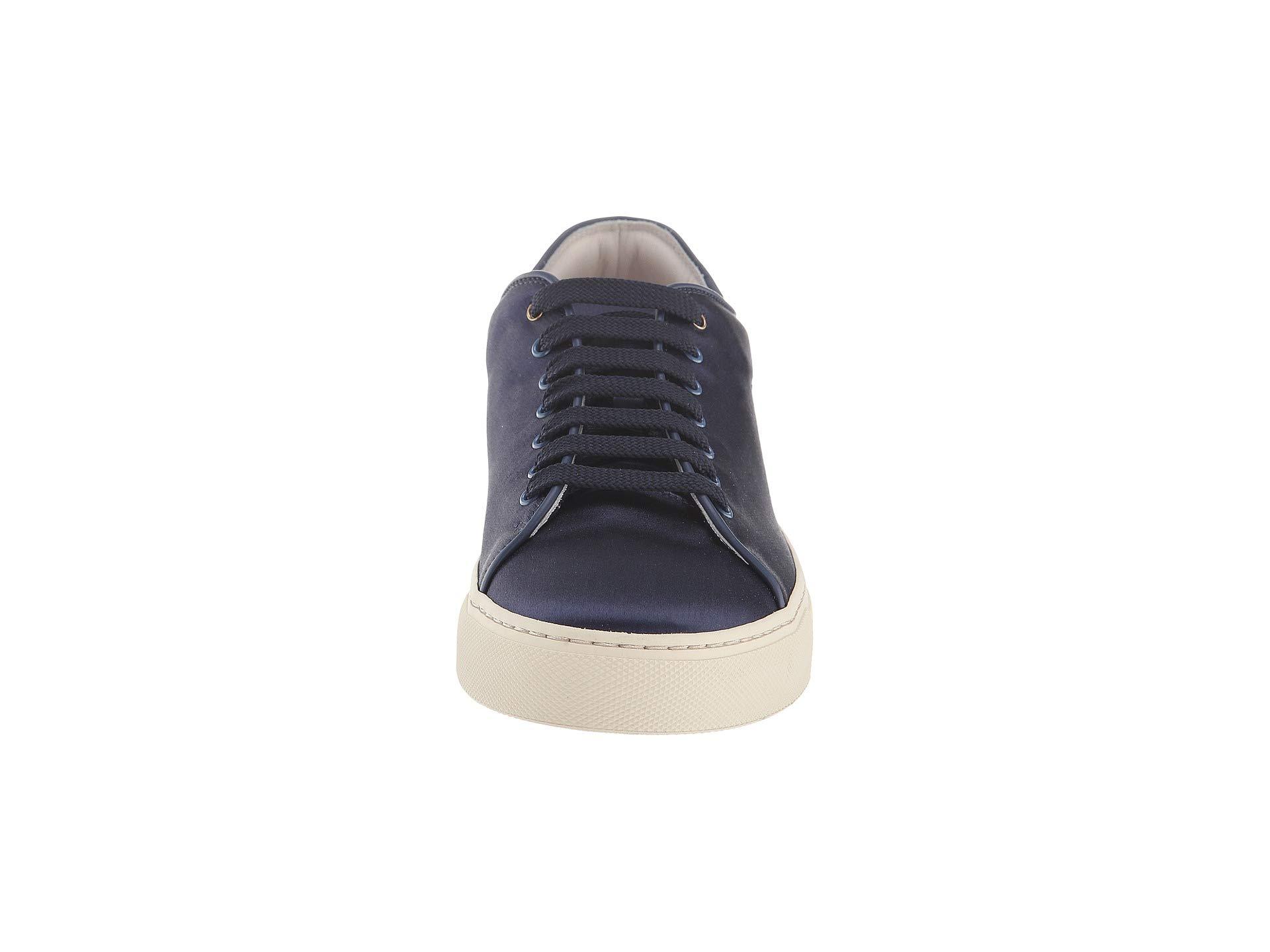 Navy Smith Dark Satin Paul Basso Sneaker Rvdx7wIq