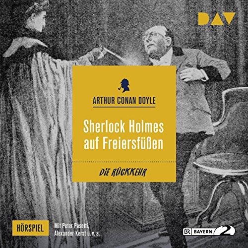 Sherlock Holmes auf Freiersfüßen cover art