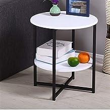 Coffee Table Side Tables Furniture Living Room Mesas De Centro Coffee Table Modern Coffee Tables Sofa Mesa,Color:Brown,Shi...