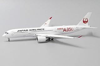 JAL エアバス A350 JA01XJ(Flaps Down)1/400 ダイキャスト JC Wings EW4359001A