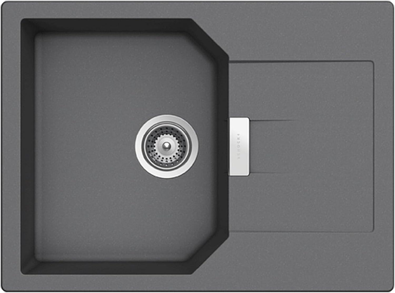 Schock MAN-D100SCROA Küchenspüle Manhattan D-100 S Croma-MAN-D100SCROA