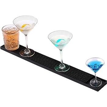 """Flexible Pub Mats Large Rubber Mat Bar Counter Runner Drinks Mat 12/""""x18/"""""""