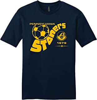 Throwbackmax Pennsylvania Stoners 1979 ASL Soccer Tee Shirt - Any 2 Tees for 30