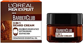 L'Oréal BarberClub Men Expert Nourishing Beard Face Cream