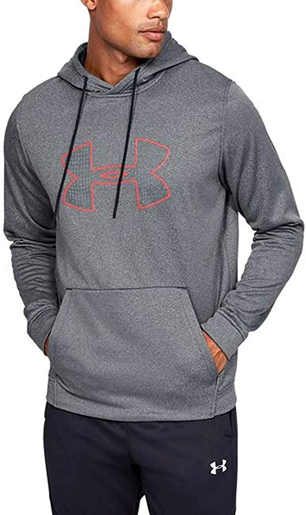 Under Industry No. 1 Armour Very popular Mens Big Hoodie Logo Graphic
