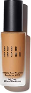 Bobbi Brown Skin Long-Wear Weightless SPF 15 Foundation # 4 Natural