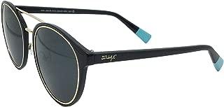 MR WONDERFUL MW 29028 512 53,gafa sol mujer,montura acetato combinada con metal,ovalada,lentes gris.