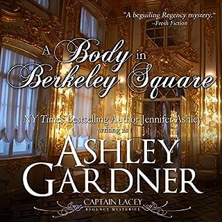 A Body in Berkeley Square audiobook cover art