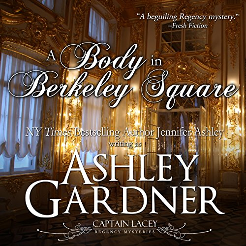 A Body in Berkeley Square audiobook cover art