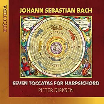Bach: Seven Toccatas for Harpsichord