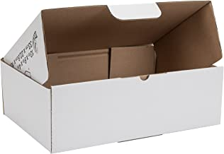Duck Brand Self-Locking Mailing Boxes, Catalog Size, 13