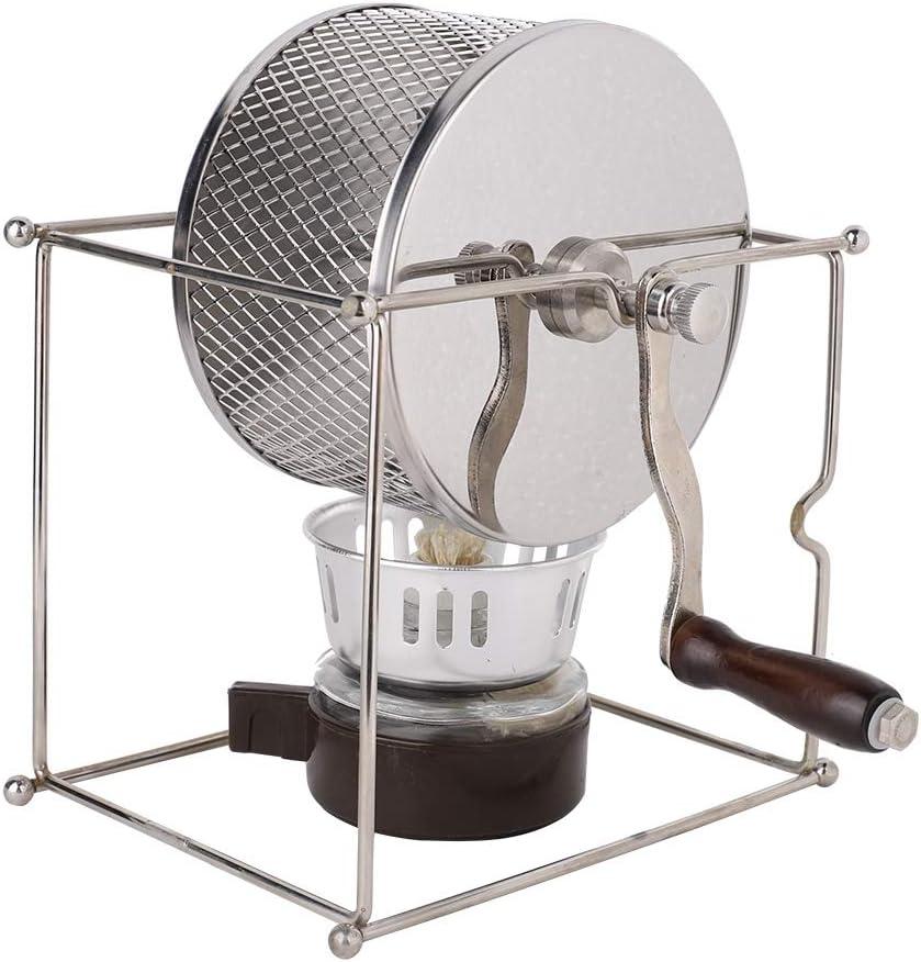 Máquina tostadora de café, fácil de usar, anticorrosión, 1 pieza, Mini máquina manual tostadora de granos de café para cocina para el hogar