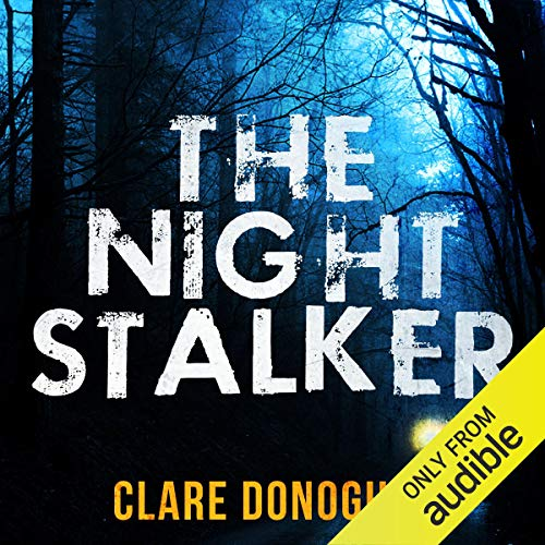 The Night Stalker audiobook cover art