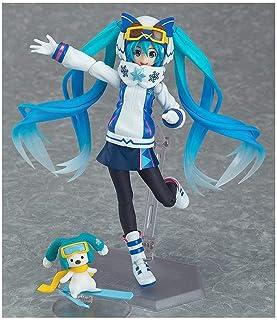 Good Smile Snow Miku: Snow Owl Ver. Figma Action Figure