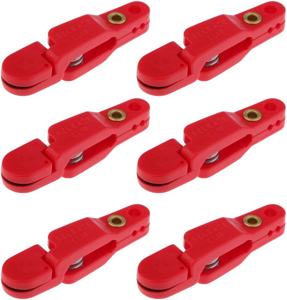 Yivibe Replacement Soldering Max 83% OFF Boat Parts 4~10pcs Adjusta Release Clip Snap