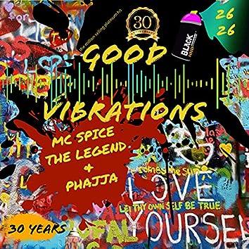 Good Vibrations (feat. Phajja)