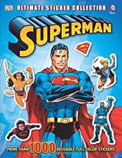 Superman: Ultimate Sticker Collection