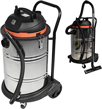 HAIGE 業務用 掃除機 乾湿両用 集塵機 60L HG60 ブロアー機能付 業務用掃除機