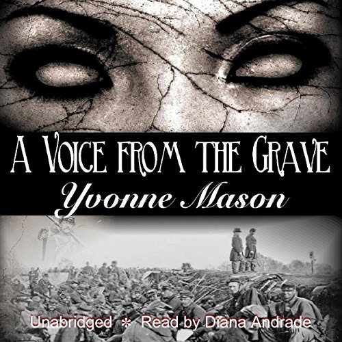 A Voice from the Grave audiobook cover art