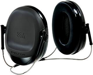 3M PELTOR H505B Orejeras especiales negras para pantallas de soldadura 26 dB (1 orejera/