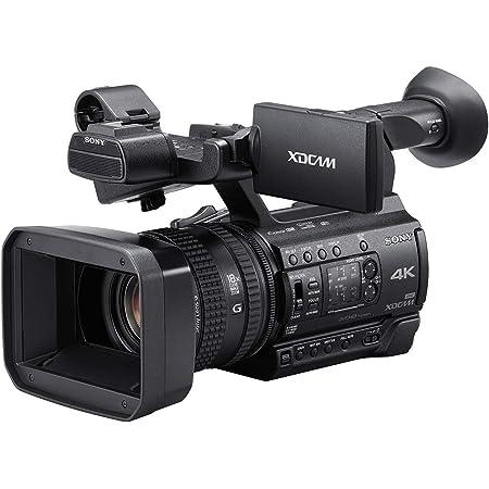 SONY XDCAM ハンディカムコーダー 4K 業務用ビデオカメラ メモリーカムコーダー PXW-Z150