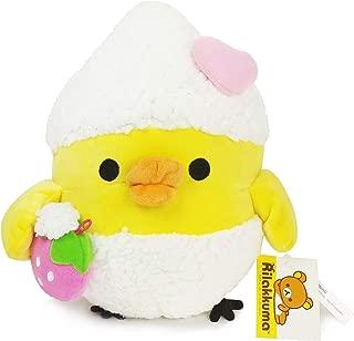 San-X Rilakkuma Bath Time Series - Kiiroitori Yellow Chick Shower Bubble (USA Version)