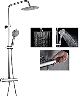 Best thermostatic shower head Reviews