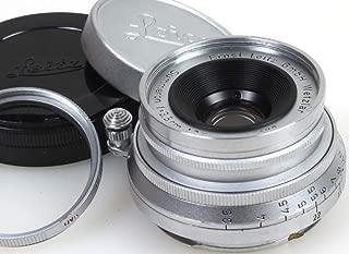 LEITZ Leica 35MM (3.5CM) F3.5 SUMMARON M-Mount LENS