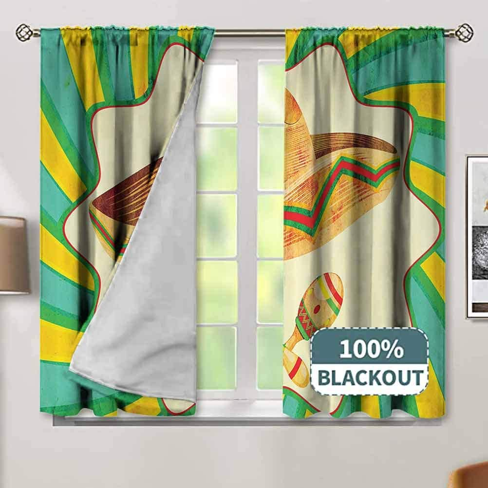 Fees free!! Jinguizi Mexican Decorations Drapes for Baby Funk St Nursery Omaha Mall Art