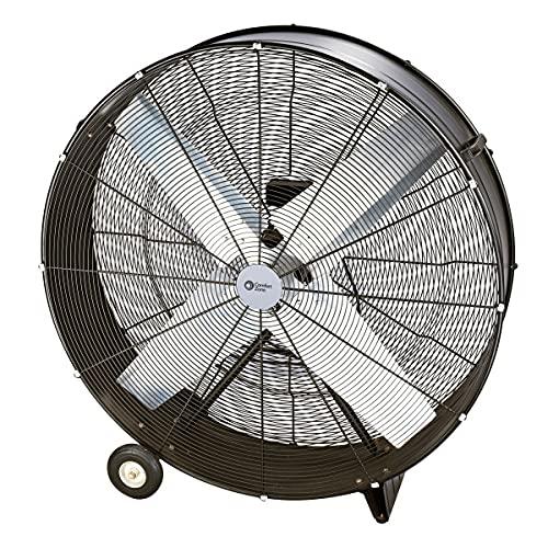 Comfort Zone CZMC42 Industrial Drum Fan