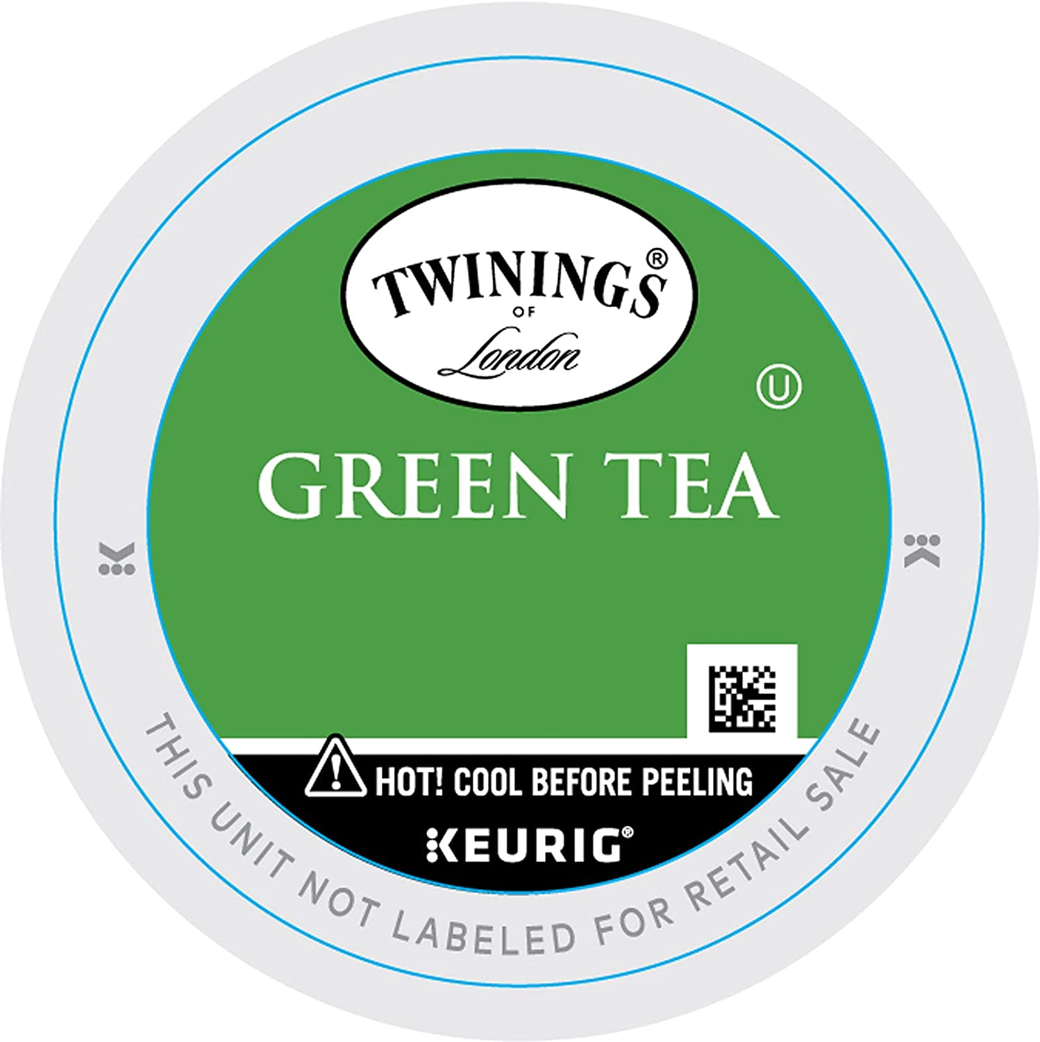 Twinings of London Green Popular Ranking TOP2 brand Tea K-Cups Pack o Count for 24 Keurig