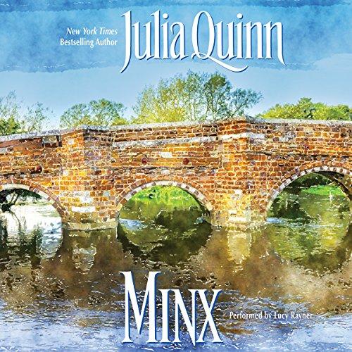 Minx audiobook cover art