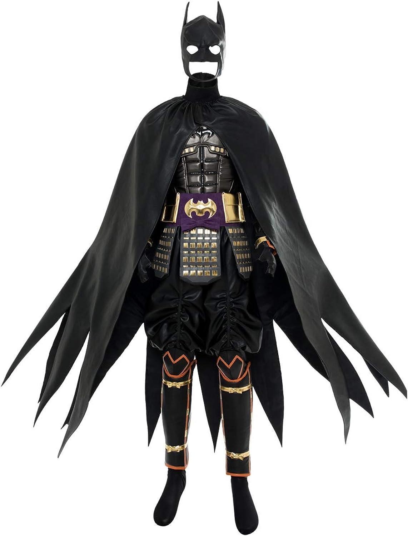 venta caliente MingoTor súperhéroes Outfit Outfit Outfit Suit Cape Halloween Víspera de Todos los Santos Disfraz Traje de CosJugar Ropa Hombre M  A la venta con descuento del 70%.