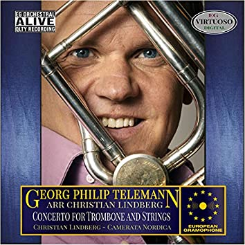 Telemann: Concerto for Trombone and Strings