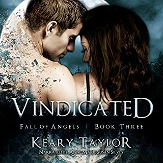 Vindicated: Fall of Angels audiobook cover art