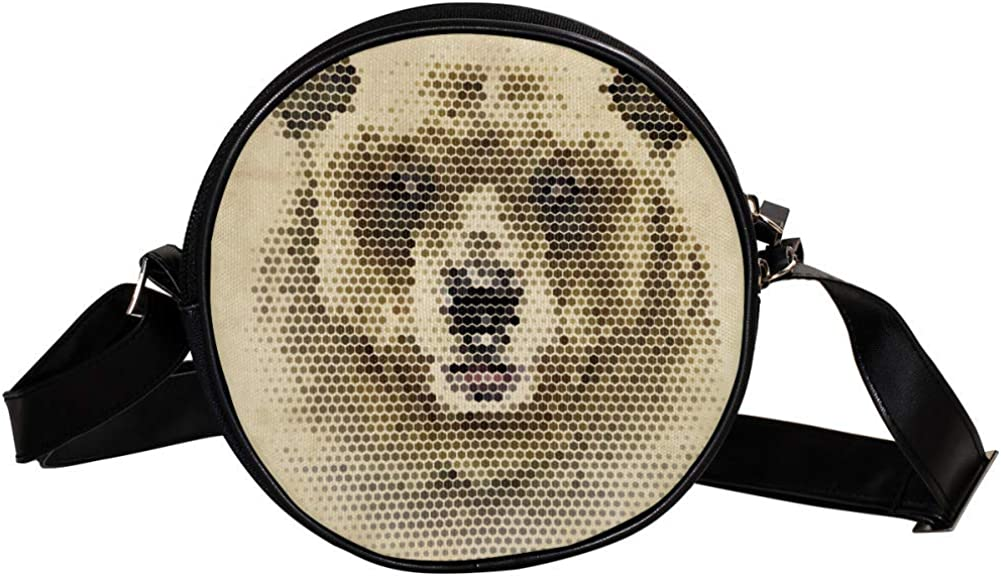 Brand Cheap Sale Venue Coin Purse For Kids Mosaic Bear Wallet Mini Girls Bag Max 57% OFF Crossbody