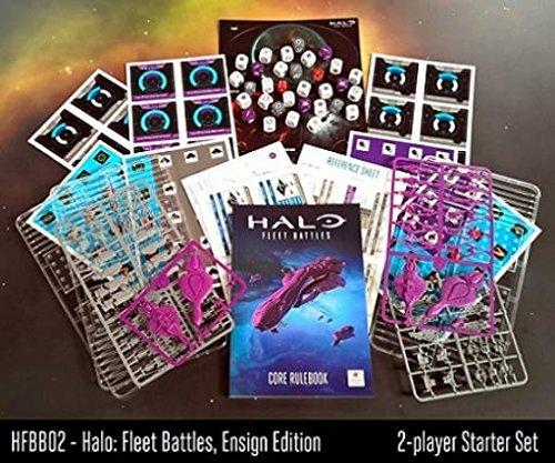 Halo: Fleet Battles, Ensign Edition