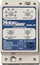 Symcom 460 Three Phase Voltage Monitor Adj.VUB,TD,RD/ DIN rail
