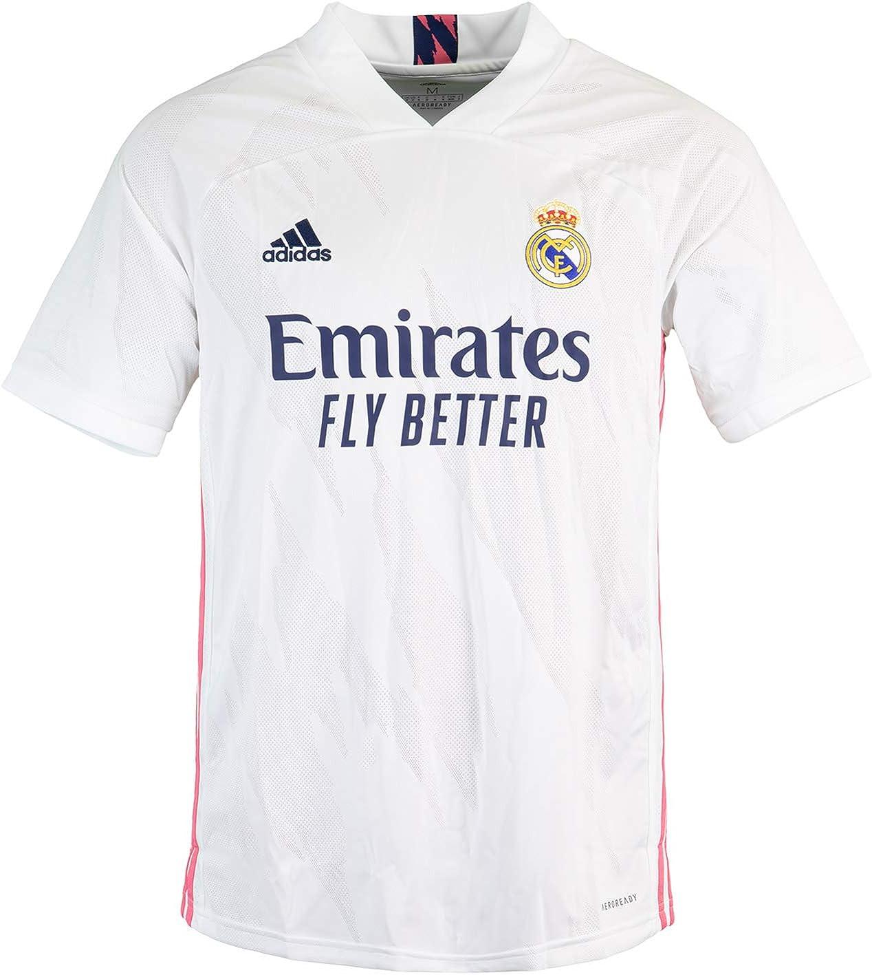 adidas Camiseta del Real Madrid.: Amazon.es: Ropa y accesorios