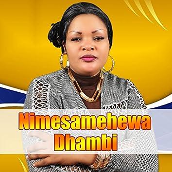 Nimesamehewa Dhambi