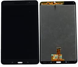 XQ - LCD Display + Touch Screen Digitizer Sense Lens Assembly Black For Samsung Galaxy Tab Pro T320 SM-T320 Replacement