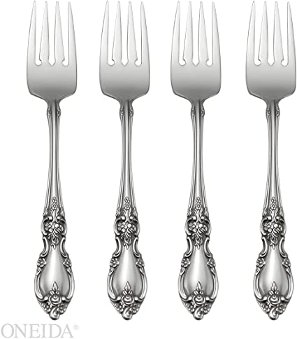 Oneida LOUISIANA STAINLESS Dinner Fork 496386