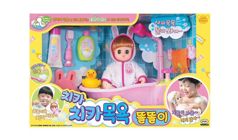 Tooth Brushing&Bathing ToriTori / Tori Tori / おもちゃ/子供のおもちゃ [並行輸入品]