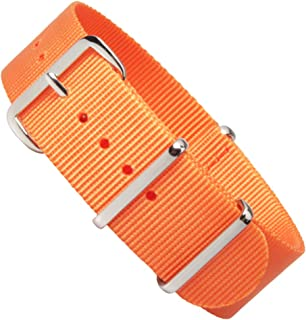 ZOVNE NATO Straps Premium Ballistic Nylon Watch Bands 18mm 20mm 22mm for Men Women