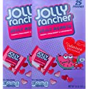 Jolly Rancher Jelly Hearts Valentine Candy – Cereza, fresa ...