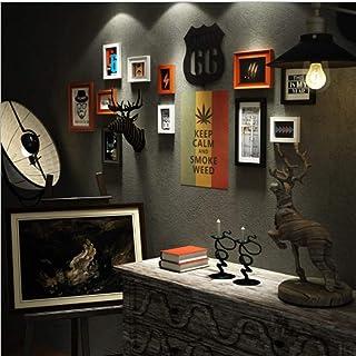 Pared de Marco de Foto Pared de Marco de Foto Combinación de empaque Marco de Foto Collage Galería Suite 11 Marco de Foto ...