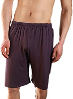 Cicilin Men's Women's Pyjama Bottoms Shorts Nightwear Super Soft Modal Lounge Wear Shorts