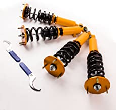 Coilovers kit for Toyota Supra JZA70 MA70 GA70 1986 1987 1988 1989 1990 1991 1992 Adj. Height Shock Struts MK3