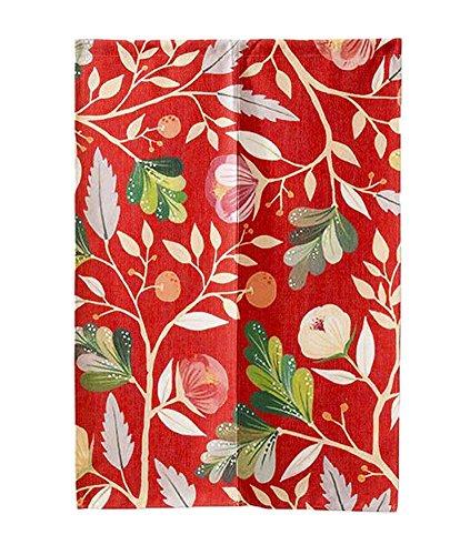 Alien Storehouse [Flower Red] Rideau d'entrée en Rideau Japonais Noren Curtain